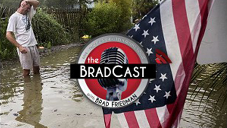 A 'Master of Disaster' on Lessons Learned and Not Learned, Before and After Harvey and Irma: 'BradCast' 9/11/2017